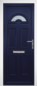 Available from Decra Doors in Doncaster is this range of doors with an Etched effect doors applied to the glass to provide a decorative level of opaqueness ... & Coloured PVC doors | Decra Doors Doncaster pezcame.com