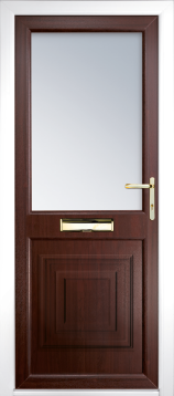 Half Berkshire Cheshire & Coloured PVC Doors: Half Glazed | Decra Doors Doncaster pezcame.com