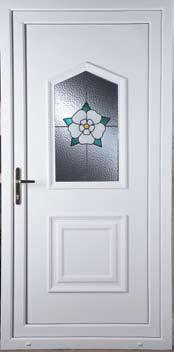 Yorkshire Rose Doors