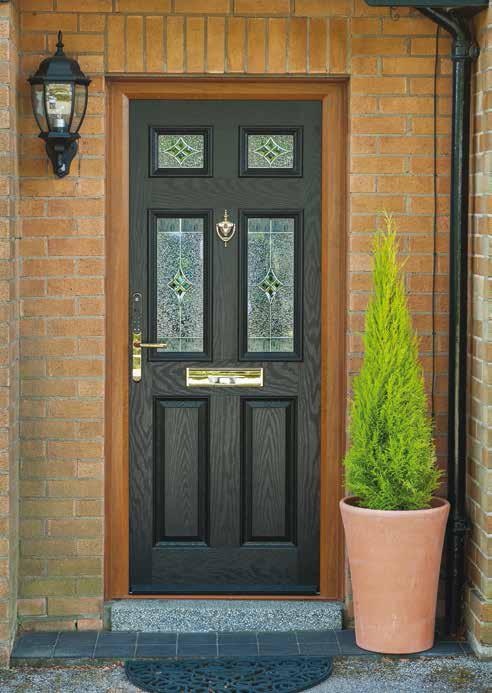 Composite Doors Decra Doors Doncaster